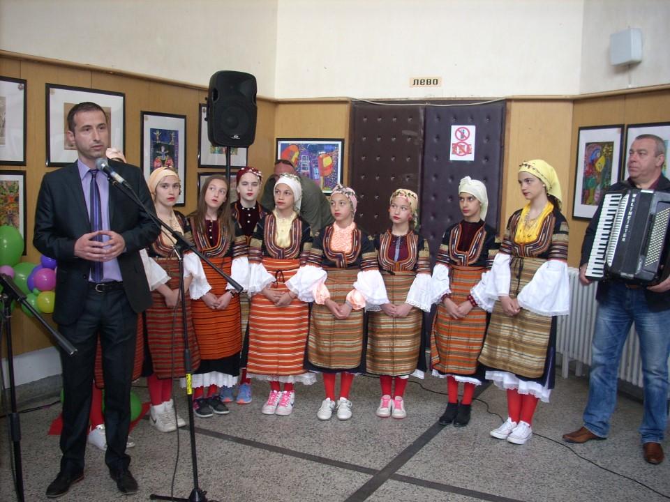 "Започна ""ХХIV Международен детски Великденски фестивал – Босилеград 2017"""